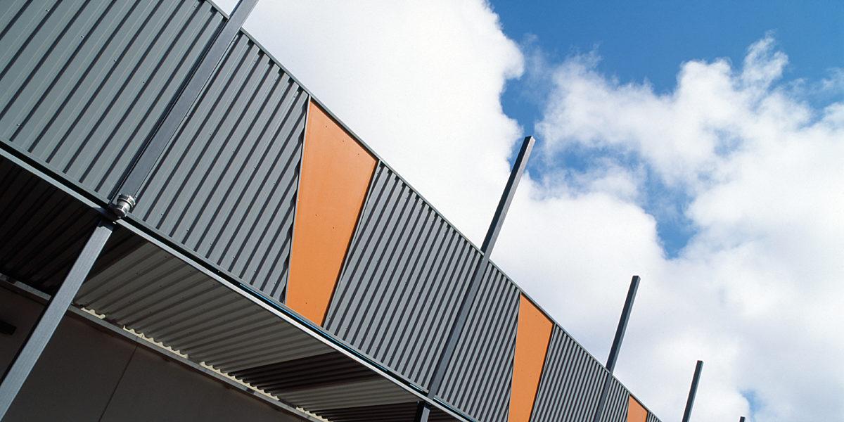 Brownbuilt 900 Dimond Roofing