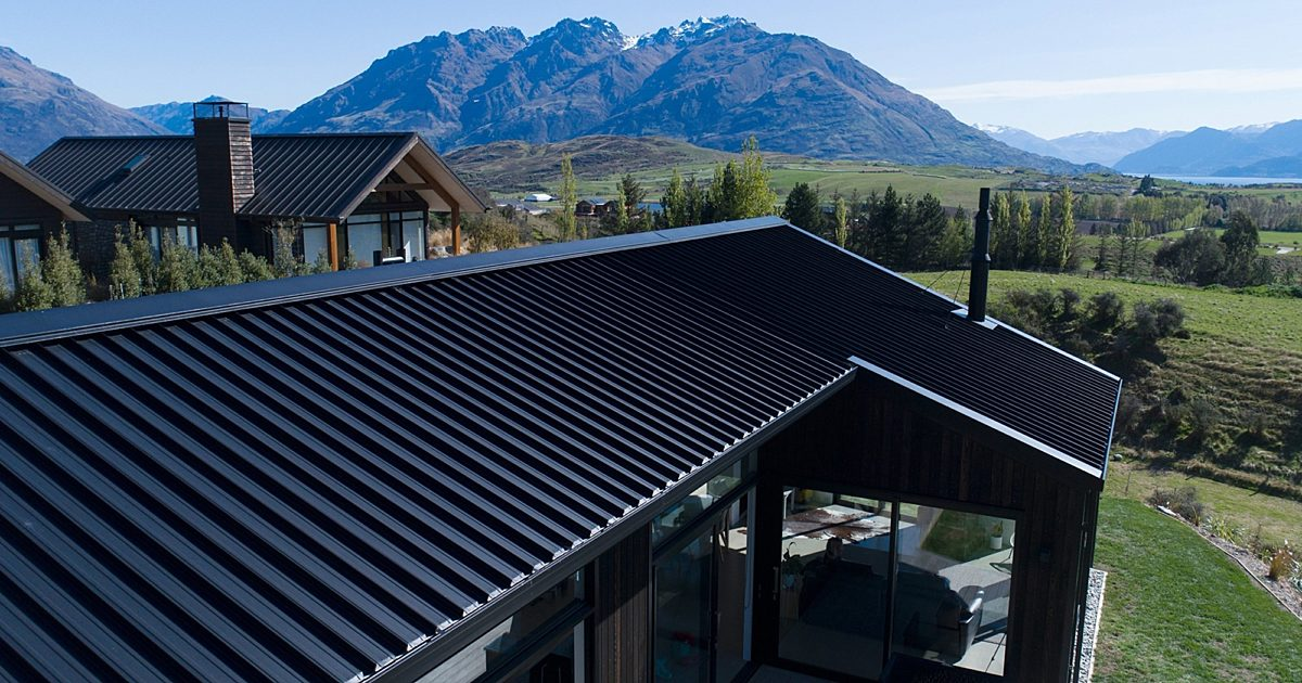 Architectural Tray Metal Roofing Manufacturer Dimond Roofing